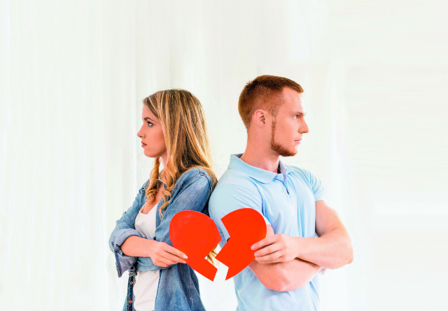 Из истории разводов во Франции